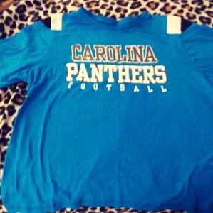 Carolina Panthers Tshirt XLG